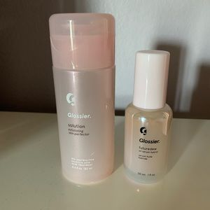 ⚡️accepting offers⚡️glossier bundle